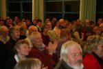 Das Publikum war im übervoll besetzten Barbarasaal der Pfarrei Christkönig gut gelaunt - © Stadt Penzberg