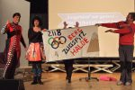 Conrad plant die Winterolympiade im Jahr 2118 nach Penzberg zu holen. © OVTP / rh