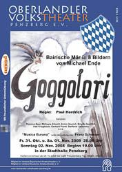 Plakat: Goggolori 2008