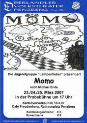 Plakat Momo © OVTP