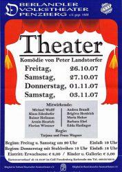 Plakat Theater © OVTP