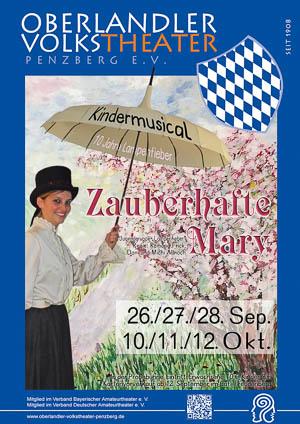Plakat Zauberhafte Mary © OVTP / gp