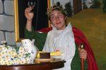 Der König wird vom Kater mit Federvieh versorgt - So bringt er sinen Herrn an die Frau (Prinzessin) © OVTP / gp