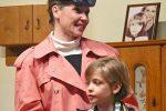 Tochter Helene und enkel Dan sind aus Amerika zurück. Noch weiss niemand warum... © OVTP / gp