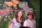 Jenny und Miky sind mit Mary im Zauberpark © OVTP / gp