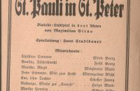 St. Pauli in St. Peter (1944) © StaP