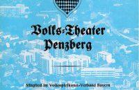 Cover eines Programmhefts 1978