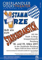 Plakat: Starkbier 2011