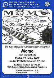 Plakat: Momo 2007