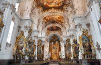 Kirchenschiff und Altäre des Marienmünster in Dießen © OVTP / da