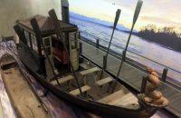 Historische und prähistorische Verkehrsmittel auf dem Starnberger See © OVTP / da
