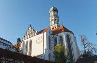 St. Ulrich und St. Afra - gleichzeitig die Diözesanheiligen © D. Allnoch / OVTP