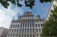 Augsburger Rathaus © D. Allnoch / OVTP