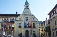 Kulmbach hat eine bewegte Vergangenheit und eine schmucke Altstadt © G. Prantl / OVTP