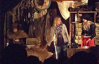 Die Frau Vorstand beim Himmegugga auf der Bühne © G. Prantl / OVTP