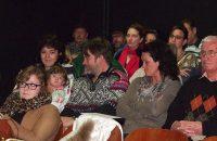 Frau Herdrich begrüßte die Theaterer zur Mitgliederversammlung © G. Prantl / OVTP