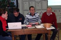 Der Wahlausschuss stellte die Beschlussfähigkeit fest © G. Prantl / OVTP