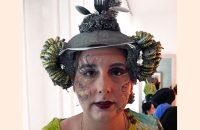 Maskenbildnerkurs des Bayerischen Amatheurtheaterverbandes © OVTP