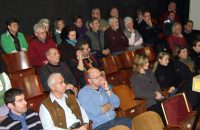 Wieder ein neues Projekt: Der Zuschauerraum muss im kommenden Jahr behindertengerecht erneuert werden. © G. Prantl / OVTP