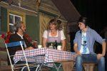 Der 2. Bgm. diskutiert mit Ordnungsamtschef Holzmann (A. Mummert, R. Frick, Hannes Lenk) © D. Allnoch / OVTP