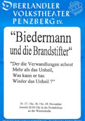 2000 Plakat_Nachbau Biedermann