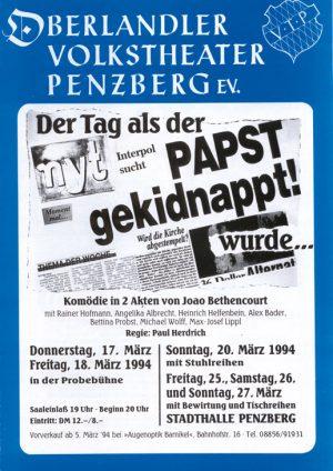 1994_04-Prgr-Der-Tg-a-d-Papst-gekidnpd-wurde-Plakatweb