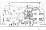 Der Wildschütz Jennerwein - Bühnenbildplanung © OVTP