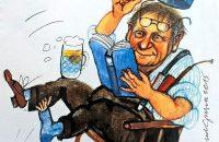 Abdon Ziegler gehört dem Verein 60 Jahre an. Er war über Jahrzehnte unser Regisseur für Komödien © Egbert Greven