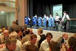 """Umrahmt wurde die Veranstaltung von der Penzberger Magistratsmusi (am Sonntag von der """"4-See-Musi"""") ©gp/ovtp"""