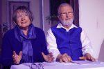 Gitti Herdrich und Max Josef Lippl mit Betrachtungen über das Älter-werden © da/ovtp