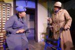 Kati und Zenzi - die Seniorenheim-Perlen kommentieren Altersbeschwerden und Stadtgeschichten © da/ovtp