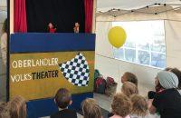 Kasperltheater zum KreAktivtag