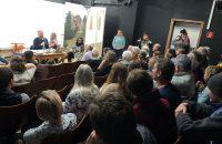 Mitgliederversammlung in der Probebühne ©gp/ovtp
