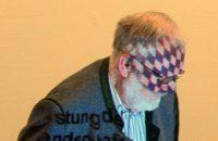 Der Wahlvorstand Herr Lippl - nur den Verein im Kopf ©gp/ovtp